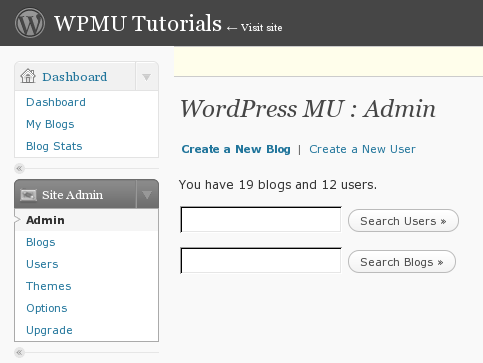 Buddy press and wordpress Multi user – Part 2